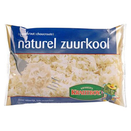 ZUURKOOL NATUREL  500 GR