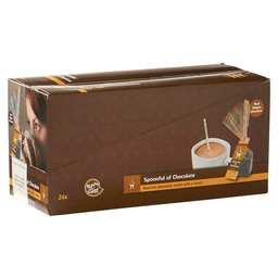 CHOCOLADEMELK STICKS WIT 36GR
