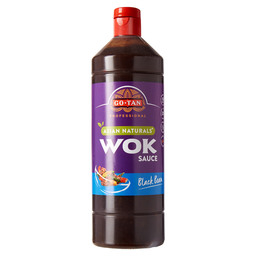WOKSAUS BLACK BEAN ASIAN NATURALS