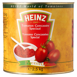 TOMATES CONCASSEES SPECIAL