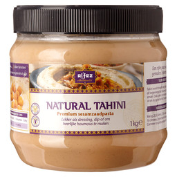 TAHINI NATUREL  SESAMZAAD PASTE ALFEZ