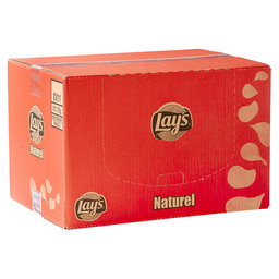 CHIPS NATUREL 175GR LAY'S