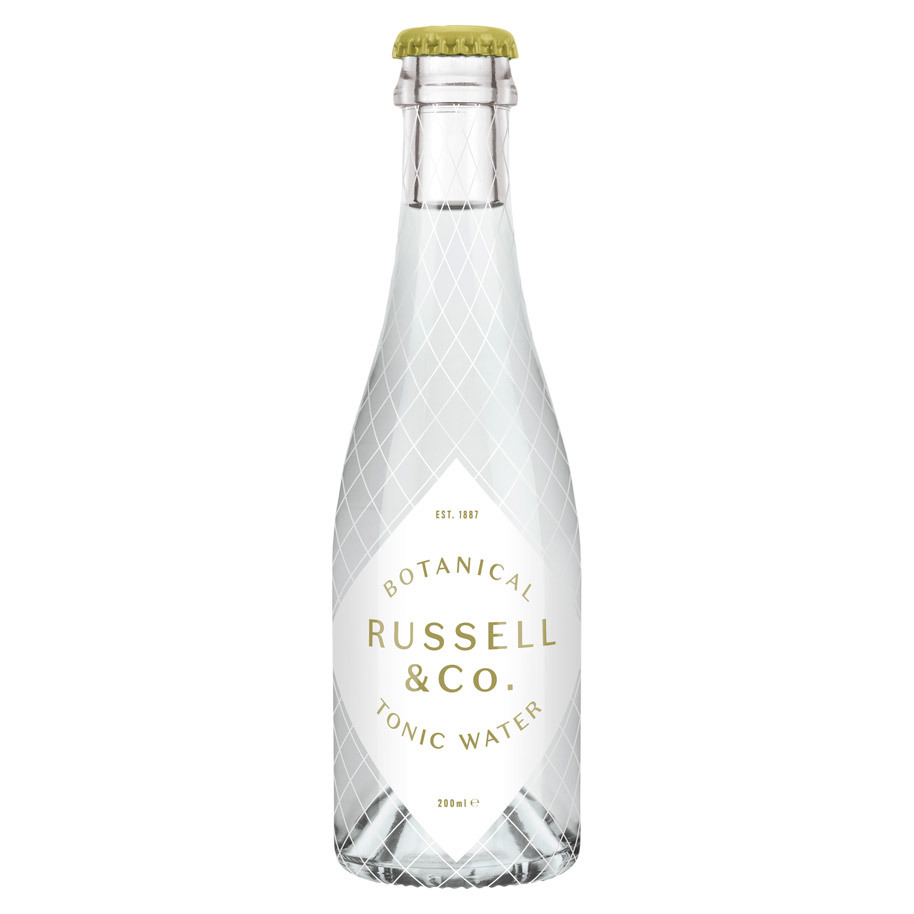 RUSSELL&CO BOTANICAL TONIC WATER 200ML