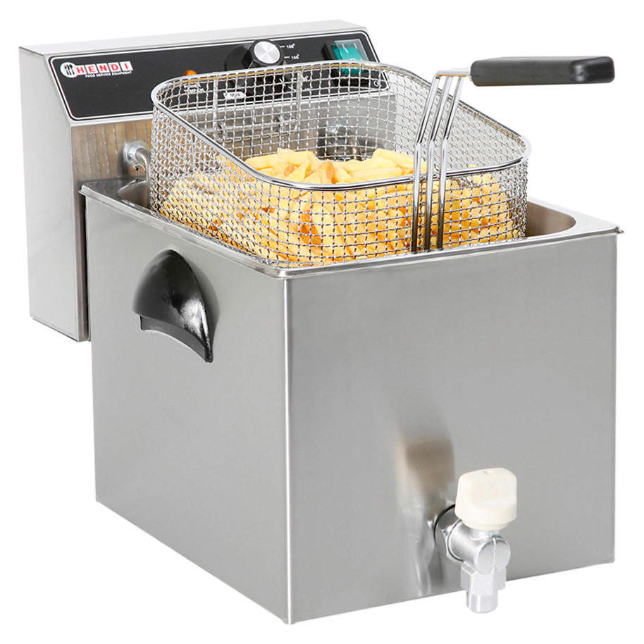 CHIP FRIER WITH TAP MASTERCOOK