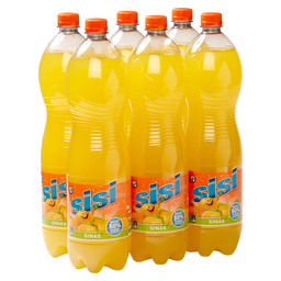 SISI ORANGE 1,5L PET
