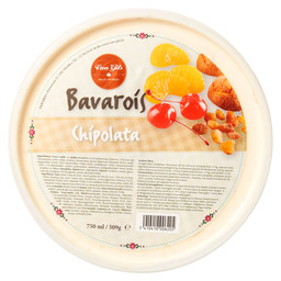 TULBAND DUTCH CHIPOLATA BAVAROIS