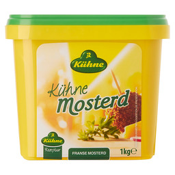 MOSTERD FRANSE  KUHNE