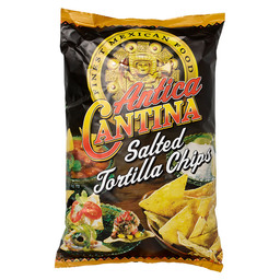 TORTILLA CHIPS NATUREL ANTICA CANTINA