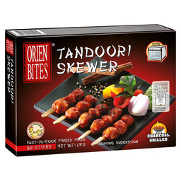 TANDOORI SKEWERS