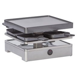 GOURMET - RACLETTE GRILL 'SQUARE 4 AND M