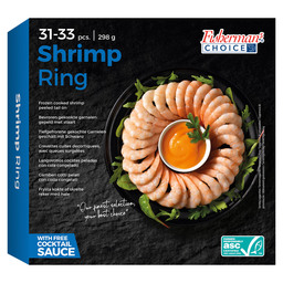 PARTY PRAWN RING