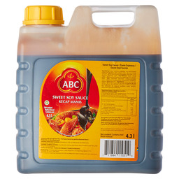 SWEET SOY SAUCE ABC MANIS