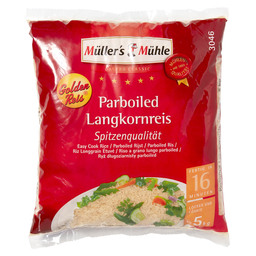 RICE LONG GRAIN PARBOILED GASTRO