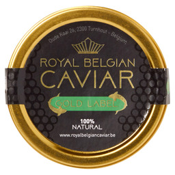 BELGIAN CAVIAR BELGIAN CULTIVATION