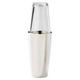 BOSTON SHAKER SS WITH GLASS 80 CL