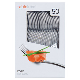 FORK METALISED CATERWARE