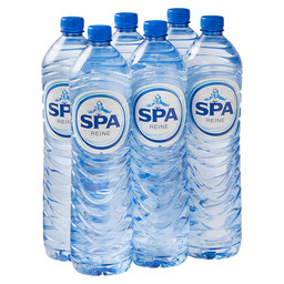 SPA REINE 1,5L BLAUW PET