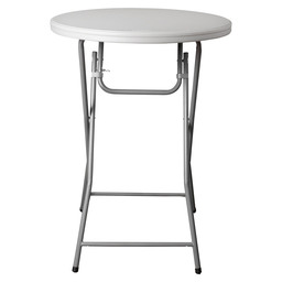 STANDING TABLE COCKTAIL 80CM FOLDABLE