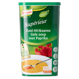 PAPRIKA SOUP SOUTH AFRICA SUPERIEUR