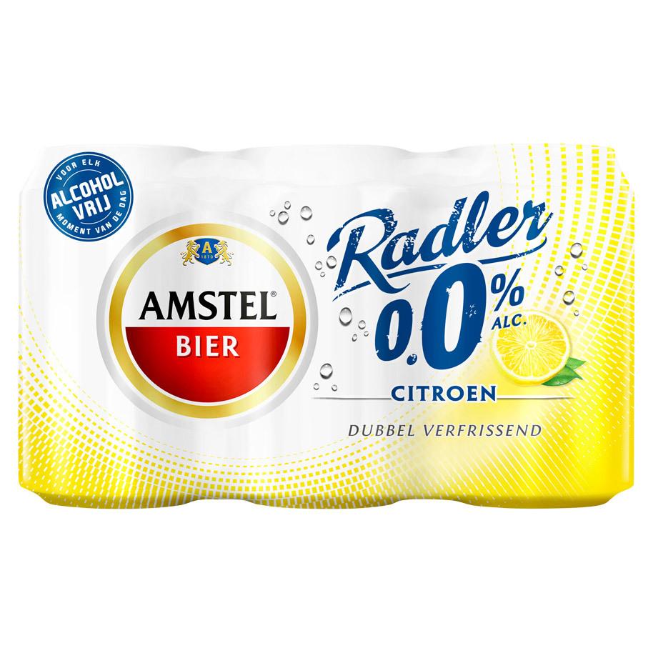 AMSTEL RADLER 0.0% 33CL