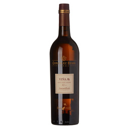 SHERRY G.BYASS VINA AB AMONTILLADO