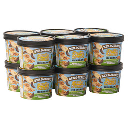 ICE CHUNKY MONKEY 150ML BEN & JERRY