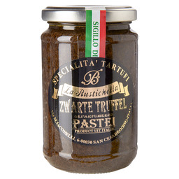 TRUFFLE FLAVOURED BLACK TAPENADE