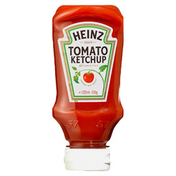 TOMATEN KETCHUP 220ML PET