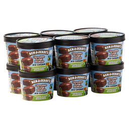 IJS CHOCO FUDGE BROWN 150ML BEN & JERRY