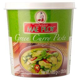 CURRY PASTE GREEN