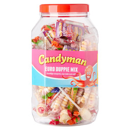 EURO DUPPIE MIX CANDYMAN