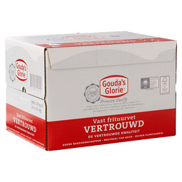 FRYING FAT VERTROUWD (RED)