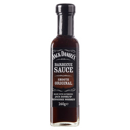 BBQSAUS SMOOTH ORIGINAL JACK DANIELS