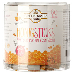 HONEY STICKS 8 GR BREITSAMER
