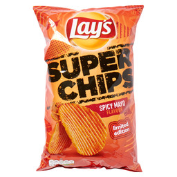 SUPERCHIPS LAY'S SPICY MAYO