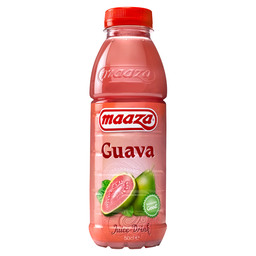 MAAZA GUAVE 50CL PET FLES