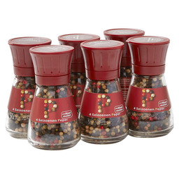 4 SEASONS PEPPER MILL 43GR FOOD SERV.