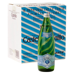 CASTELLO FRIZZ.100CL ACQUA MINERALE GL