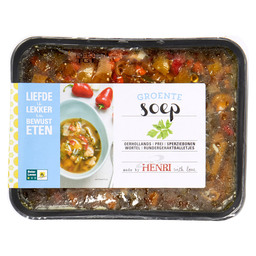 VEGETABLESOUP MET BAL CONCENTRATE