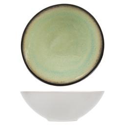 FEZ GREEN SOUP PLATE D18CM