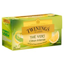 TEE GREEN LEMON TWININGS