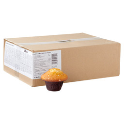 MUFFIN ZITRONE FILLED 132GR
