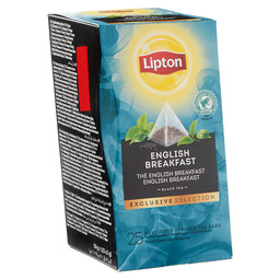 TEE ENGLISH BREAKF. LIPTON TRENDY TEA