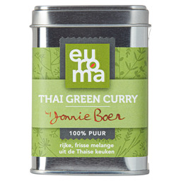 JONNIE BOER THAI GREEN CURRY