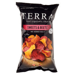 CHIPS SWEETS & BEETS TERRA