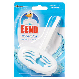 WC EEND TOILETBLOK OCEAN FRESH