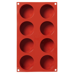 SILICONE MAL 8 CYLINDERS (63XH40MM)
