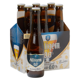 AFFLIGEM BLOND 0.0% 30CL VERV: 1401340