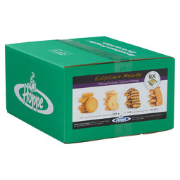 BISCUITS, MELANGE, EXCLUSIVE, UNPACKAGED