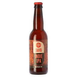 DAVO INDIE IPA 33CL VERV. 1213560